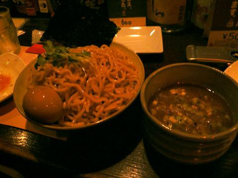 BAR JAH:つけ麺