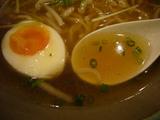 我聞(3):あっさり正油・スープ