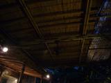 イツワ製麺所食堂:屋根