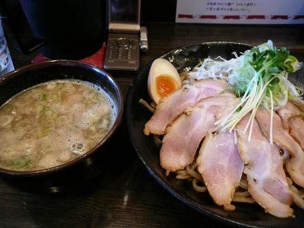 綿麺:つけ麺