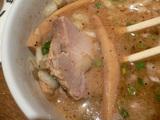 麺や 多久味:肉アップ