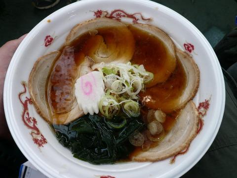 西武ドーム(2):チャーシューラーメン