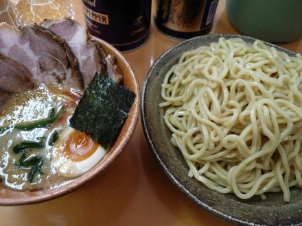 一陽来福(5):胡麻つけ麺