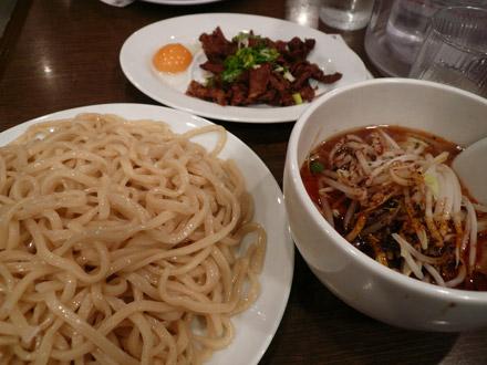俺とカッパ(4):つけ麺