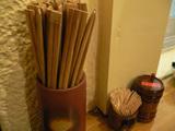 麺屋 蕪村:箸