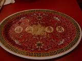 天下一品(24):やきそば・皿