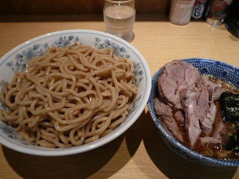 仁鍛:つけ麺