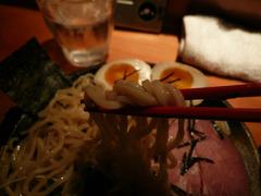 麺処 ほん田:麺