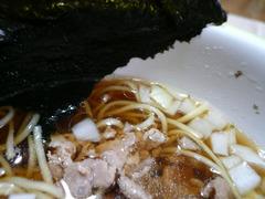 比内地鶏らぅめん(2):スープとか