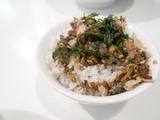 麺や優(3):ミニ丼