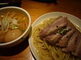 すずらん(2):味噌チャーシューつけ麺