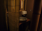 イツワ製麺所食堂:手洗い