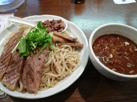 臨機:つけ麺