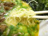 にんにくや(20):麺