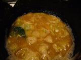 ぶっこ麺:ツケダレ