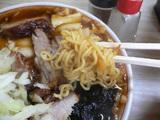 梅の家:麺