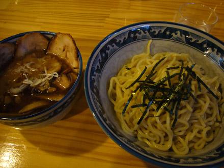 樽座(4):極太つけ麺