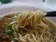 ラーメン東大:麺