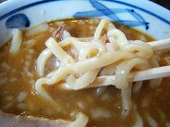 TETSU(5):麺アップ