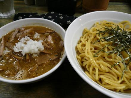 藍華(15):チャーシューつけ麺