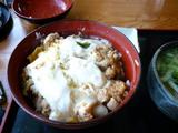 太昌うどん:親子丼