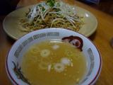 三升屋:アジアンミックスとスープ
