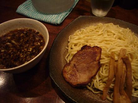 うさぎ:つけ麺