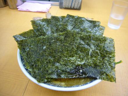 らすた(2):欲張りらすた麺