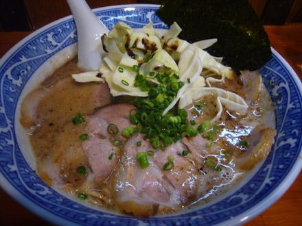 麺龍(9):チャーシューメン