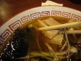 哲麺(2):チャーシュー