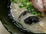 にんにくや(29):スープとかキクラゲとか