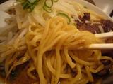 俺とカッパ:麺