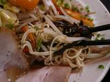 鈴木ラーメン店(2):麺と具
