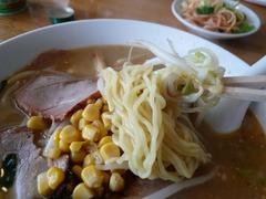 阿仁スキー場:麺