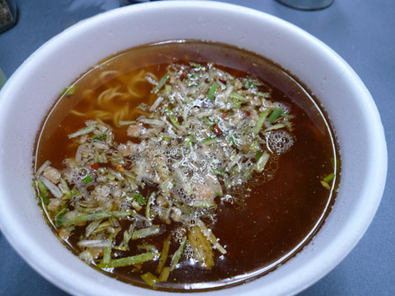 69'N'ROLL ONE(3):カップ麺