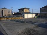 担々麺杉山:駐車場