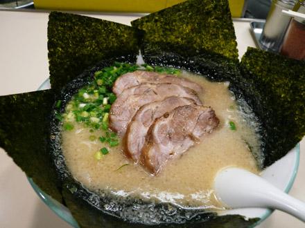 にんにくや(30):海苔味噌チャーシュー