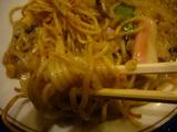 番外リンガーハット:麺