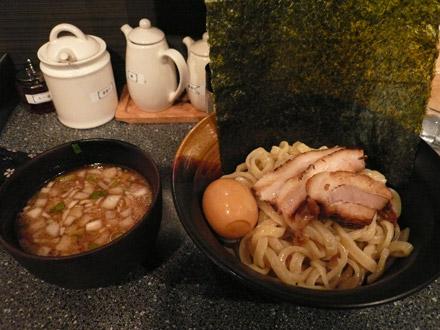 麺バカ息子:特製バカつけ麺
