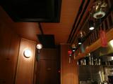 麺屋武蔵江戸きん:店内2