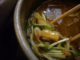 むろや(4):水菜と海老