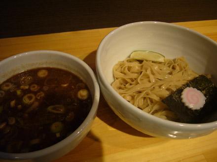 台風。:つけ麺