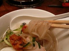 うまみ亭(2):麺