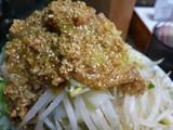 新化勝軒:肉味噌