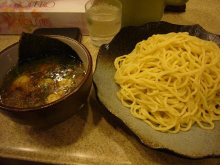 風庵:つけ麺