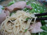 来来亭(3):麺