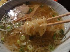 大分軒:麺