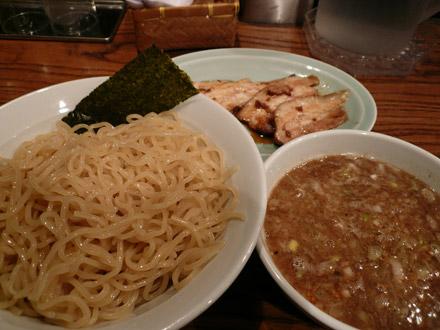 美豚(3):煮魚出汁つけ麺