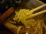 中村屋:麺