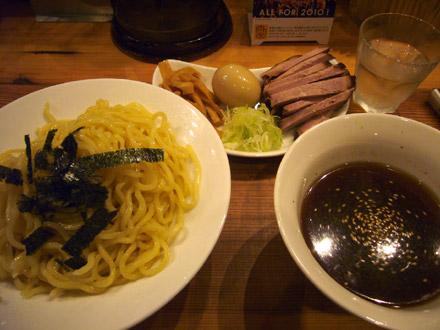 凌駕:特製つけ麺